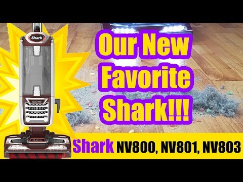 Shark DuoClean Powered Lift-Away Speed REVIEW - NV800, NV801, NV803