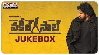 #VakeelSaab Full Songs Jukebox | Pawan Kalyan, Shruti Haasan | Sriram Venu | Thaman S