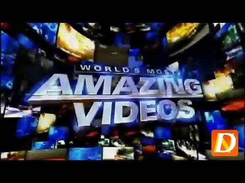 Os Videos Mais Incríveis Do Mundo -  Dublado - DVD2