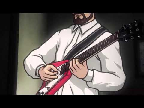 Archer - Highway To The Dangerzone