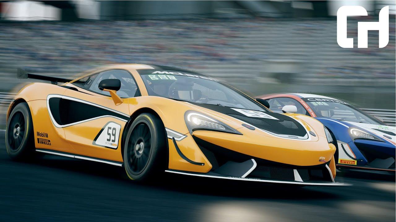 McLaren 570S GT4 | Assetto Corsa Competizione GT4 [Preview]