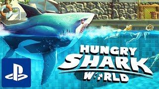 Hungry Shark World PS4 — Rekinem być!