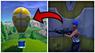 How To Get Inside Of Any Supply Drop Glitch (New) Fortnite Glitches Season 6 PS4/Xbox one 2018