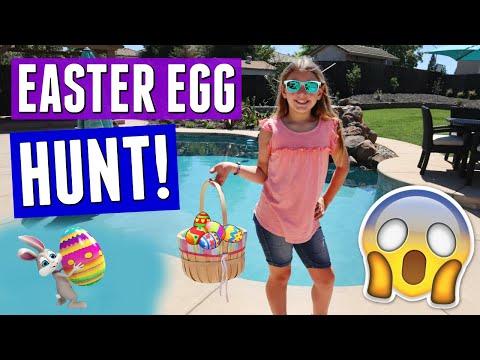 HUGE Easter Egg Hunt! Easter Special