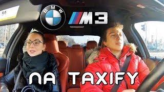 Najszybszy w Polsce - Woziłem pasażerów Taxify najnowszym BMW M3!
