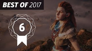 GameSpot's Best of 2017 #6 - Horizon Zero Dawn