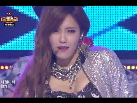 T-ara N4(feat. SPEED Tae-woon) - Jeonwon Diary, 티아라 엔포(feat. 스피드 태운), Show Champion 20130522
