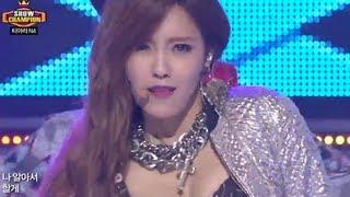 Video T-ara N4(feat. SPEED Tae-woon) - Jeonwon Diary, 티아라 엔포(feat. 스피드 태운), Show Champion 20130522 download MP3, 3GP, MP4, WEBM, AVI, FLV April 2018