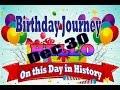Birthday Journey Dec 30 New