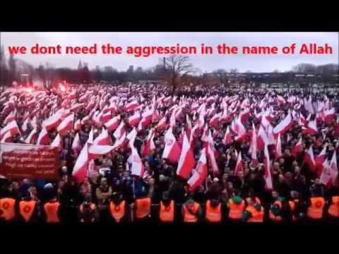 Poland catholic  Europe wake up Jesus is your King and survive