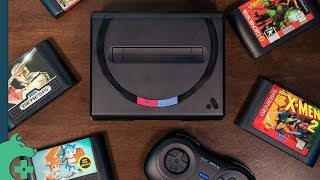 There's a New Sega Genesis in 2019 (Analogue Mega Sg)