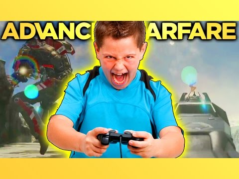 Advanced Warfare Trickshooting, Spanking, Ebola Rapture - Game Lounge #55
