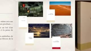 Julien Gabriels - romancier - vidéo HD