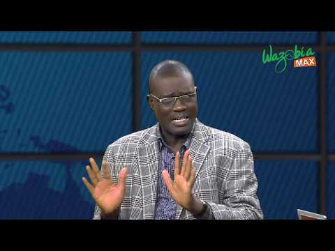 POWER TUSSLE EXECUTIVE VS NASS. CROSSFIRE WITH ALESTA WILCOX, POLITICAL ANALYST