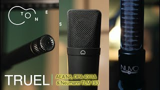 AEA N8 vs DPA 4011A vs Neumann TLM 193 on a Classical Guitar | Microphone Duels