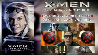 Baixar - Sweet Dreams Are Made Of This Quicksilver Theme By Eurythmics Lyric Scenes X Men Apocalypse Grátis