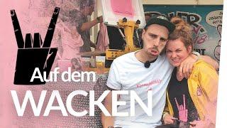 Wacken Festival mit Brösel, T-Shirts verschenken & #Siebdruck | Kliemannsland