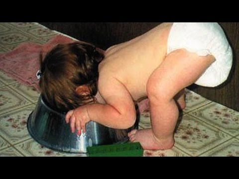 Wanna laugh? Babies & kids will never let you down! - Funny and cute compilation