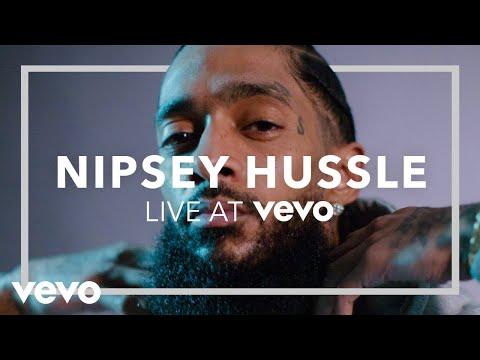 Nipsey Hussle - Rap Niggas x Victory Lap (Live at Vevo)