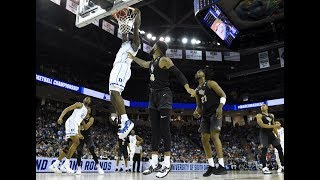 Watch the top alley oops from the 2019 NCAA tournament