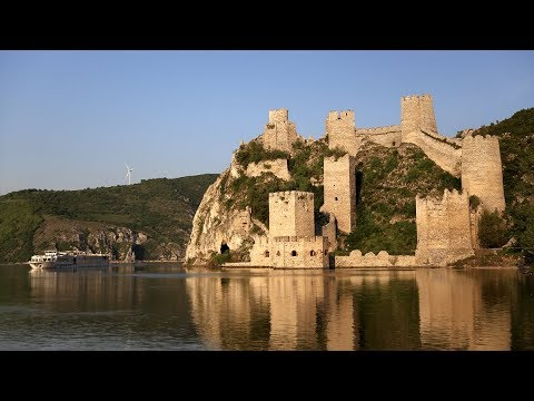 Golubac Fortress - Day Trip from Belgrade, Serbia