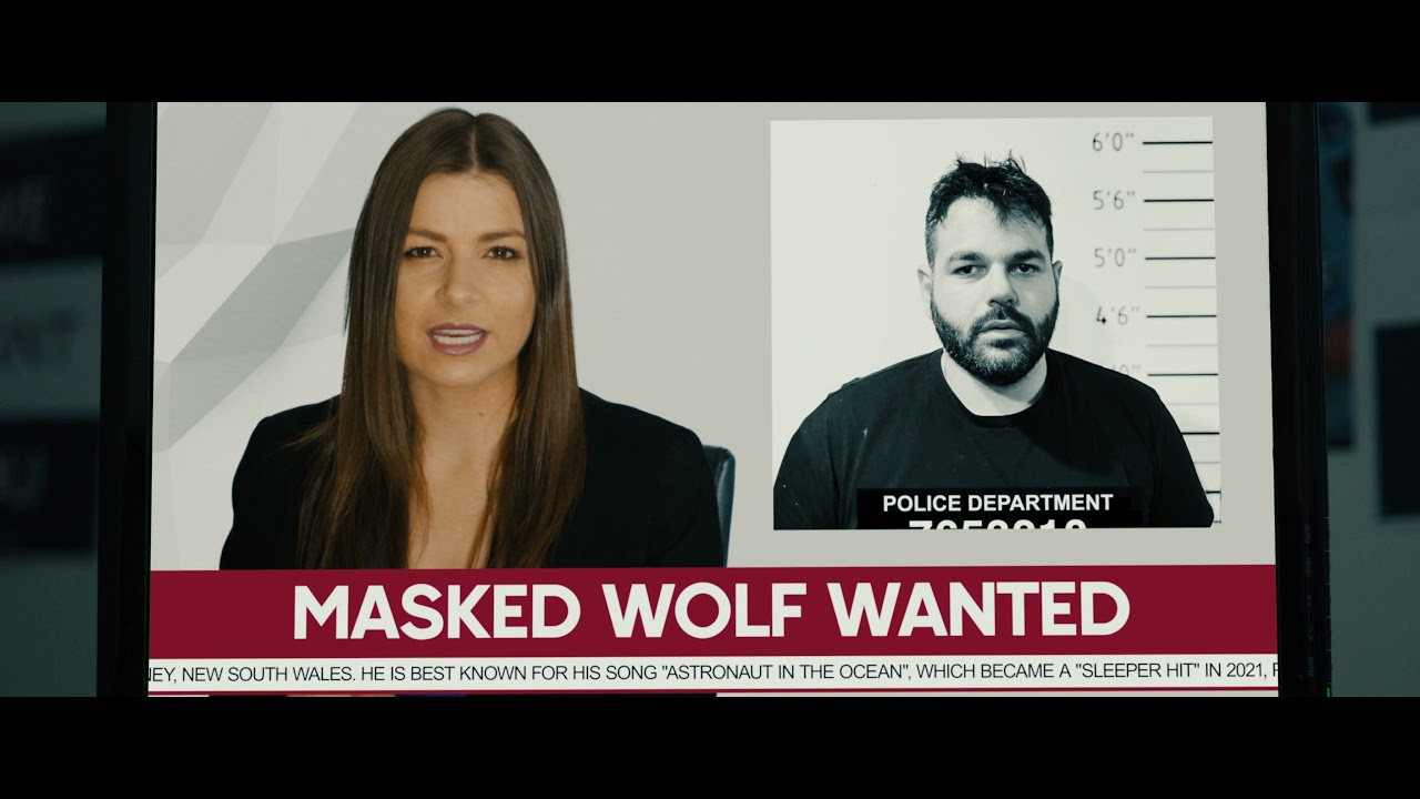 Masked Wolf - Say So (Official Video)