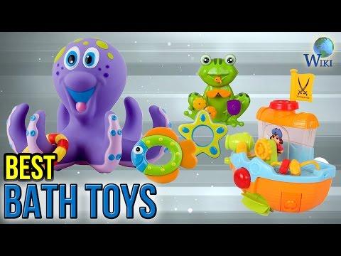 10 Best Bath Toys 2017