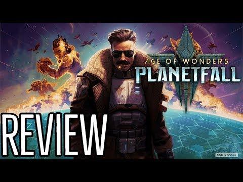 Age of Wonders: Planetfall review - GodisaGeek com