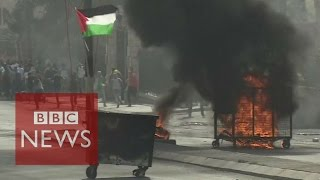 Jerusalem unrest: 3 dead in separate attacks in Jerusalem - BBC News