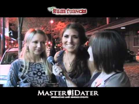 Master Dater Street Team: Dating in the Triangle / Interviews - Episode 1
