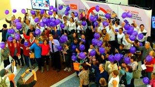 Baixar Portal reuniu gerações no Dia Mundial Contra a Violência ao Idoso