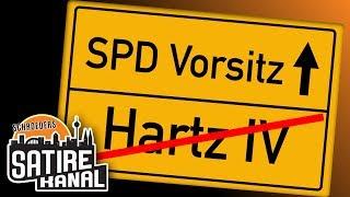 Florian Schroeder: Von Hartz IV zum SPD-Vorsitz? – Auch du kannst Partei-Chef werden!