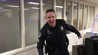 """#LipSyncBattle """"9 to 5"""" Anchorage Police Department"""
