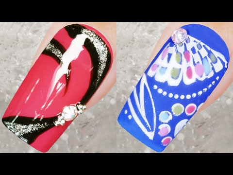 The Best Nail Art Designs Compilation #91 💄😱 New Nail Art Design