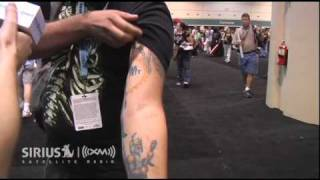 "Star Wars Celebration V Tattoos ""Free Boba Fett"" // SiriusXM // Stars Too"