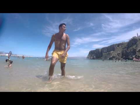 My Trip around North of Morocco/Part 6 Hoceima, Saidia 2015 GoPro4 HD