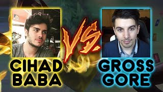 CİHAD BABA VS GROSS GORE ( WEST )