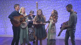 Ozarks FOX AM-The Petersons perform Wade in the Water-09/30/19