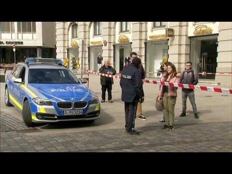 شاهد: الشرطة الألمانية تخلي مباني البلدية في عدد من المدن بعد تلقي تهديدات…  - نشر قبل 23 دقيقة