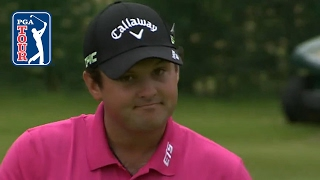 Patrick Reed's incredible shot from the trees at AT&T Byron Nelson