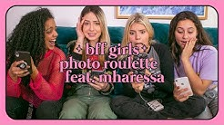 PHOTO ROULETTE feat. @Mharessa || BFF GIRLS