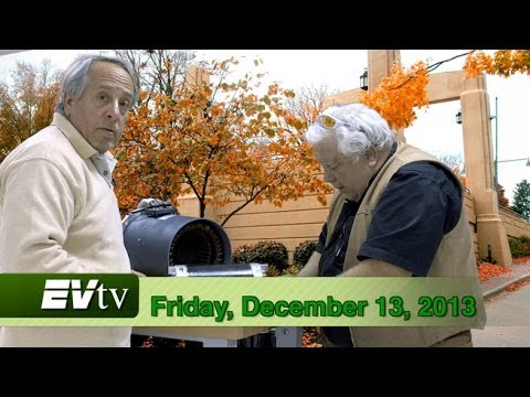 EVTV Friday Show - December 13, 2013
