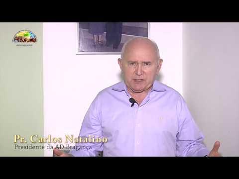 PR CARLOS NATALINO  PRESIDENTE DA AD BRAGANÇA -PA