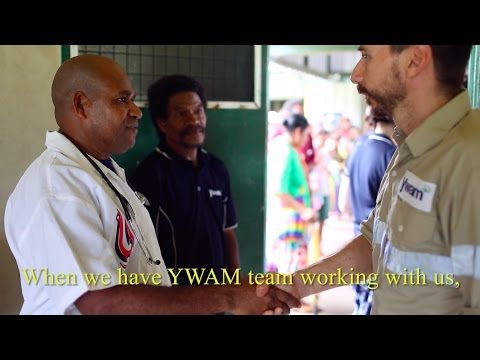 Haymans Electrical Lights Up Health Centres in PNG