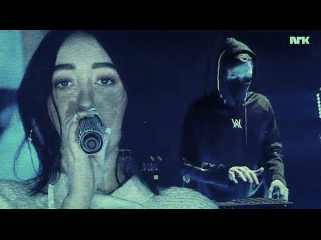 Alan Walker - Norwegian Grammy Awards Takeover (with Noah Cyrus, Juliander & Julie Bergan)