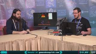 TAS Block at AGDQ 2018 - TASBot