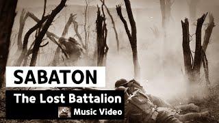 Sabaton - The Lost Battalion (Music Video)