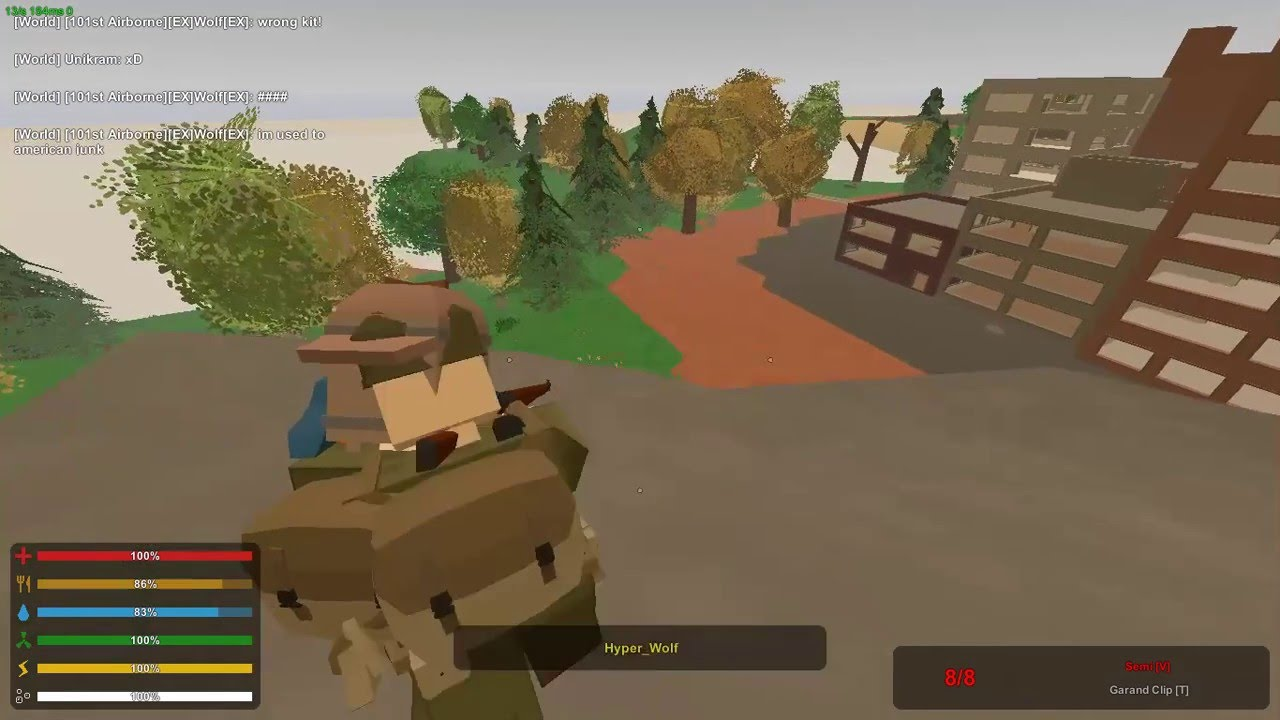 WWII Unturned Server Custom Map And Mods YouTube - All us steam servers map