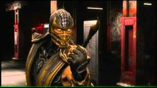 Mortal Kombat - Ladder - Scorpion - Part 1 - Get Over Here!