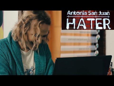 ANTONIA SAN JUAN - HATER HATER